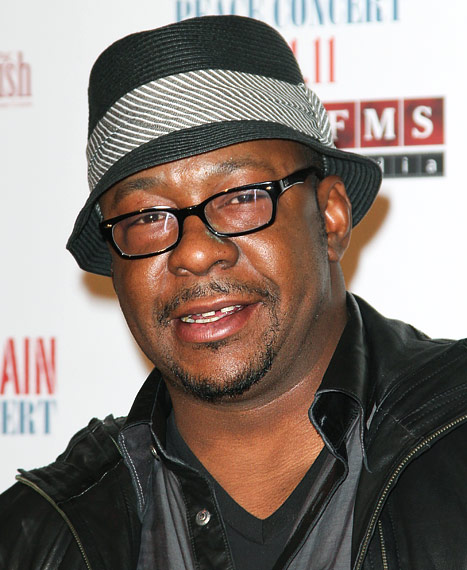 Bobby Brown Avoids Jail Time With DUI Plea Deal