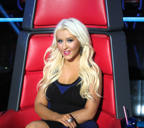 Christina Aguilera: You Can Never Go Wrong With a LBD