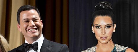 Jimmy Kimmel, President Obama Mock Kim Kardashian