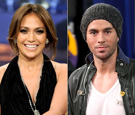 Jennifer Lopez, Enrique Iglesias to Embark on 13 City Tour