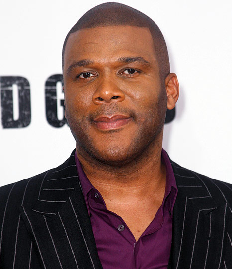 Tyler Perry's Studios Damaged After Massive Fire