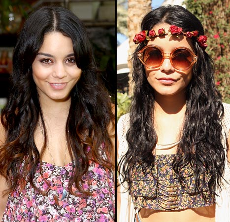 Vanessa Hudgens' Ombre Hair: Love It or Hate It?