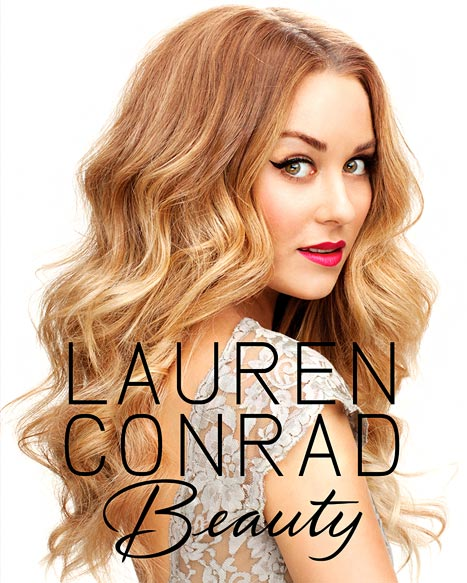 Lauren Conrad: See the Cover of Her New Beauty Book!