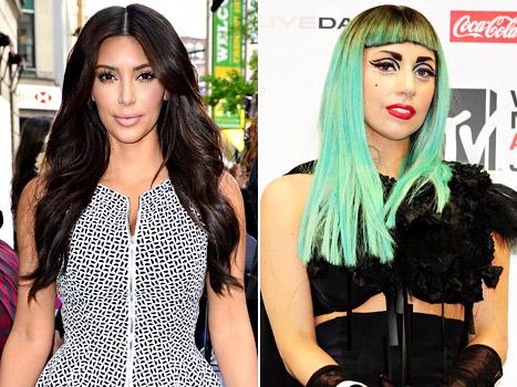 Obama Supports Gay Marriage: Kim Kardashian, Lady Gaga, Other Stars Celebrate