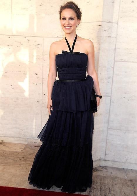 Natalie Portman Looks Super Slim 11 Months After Giving Birth