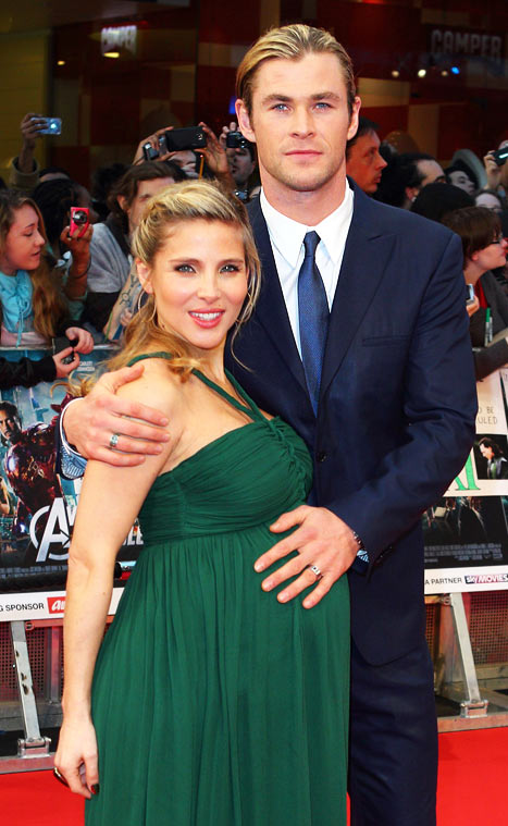 Chris Hemsworth's Wife Elsa Pataky Gives Birth to Daughter India!