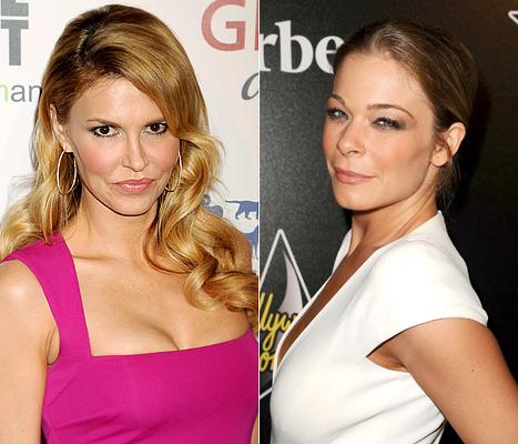 "Brandi Glanville on Leann Rimes: ""I Thought I Was Going to Kill Her"""