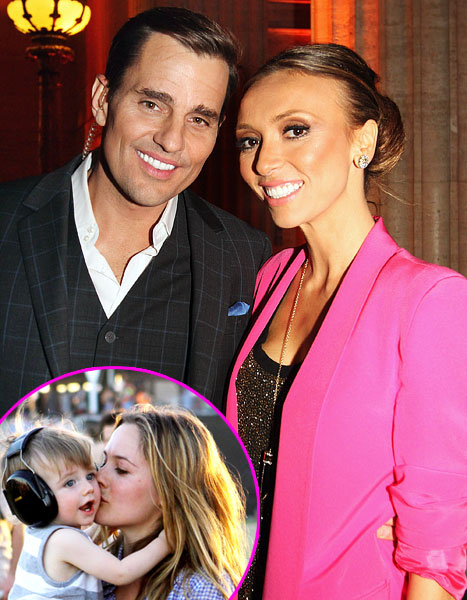 Giuliana, Bill Rancic Take Us' Hollywood Parenting Quiz