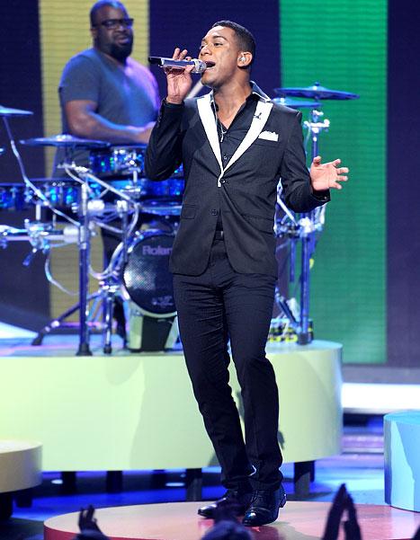 "American Idol: Joshua Ledet Feels ""Good"" About Third Place Finish"