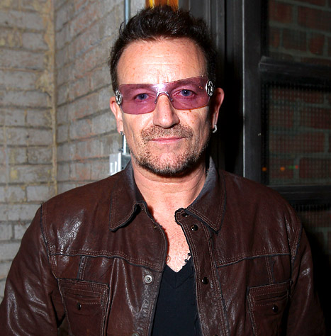"Facebook IPO to Make Bono the ""Richest Man in Rock"""