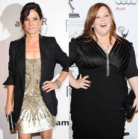 Sandra Bullock, Melissa McCarthy Team Up for Cop Comedy