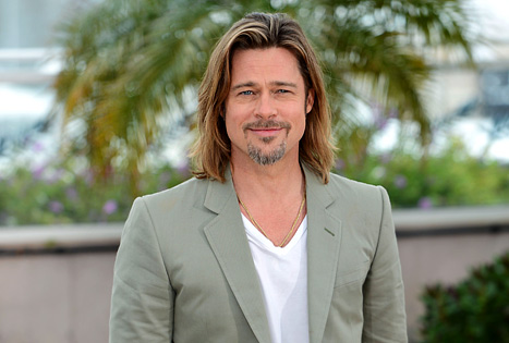 "Brad Pitt and Angelina Jolie's Wedding: We ""Have No Date"" Set"