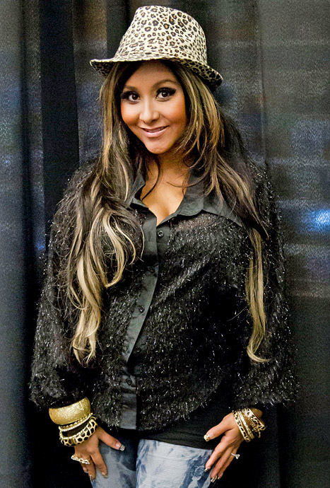 Pregnant Snooki Not Living in Jersey Shore House