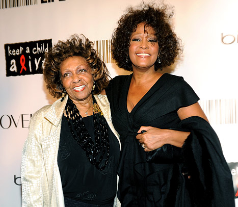 Whitney Houston's Mom Cissy to Pen Tell-All Book