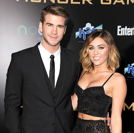 See Miley Cyrus' Stunning, 3.5-Carat Engagement Ring!