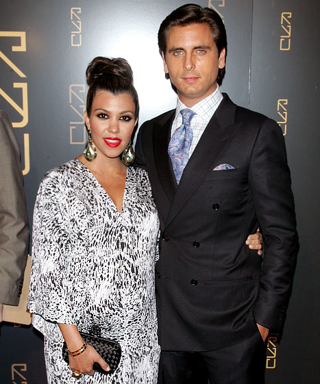 Pregnant Kourtney Kardashian: Why I Haven't Married Scott Disick Yet