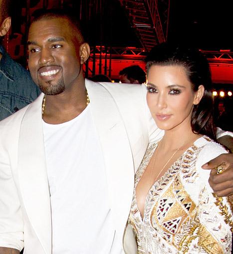 PIC: Kim Kardashian Buys Kanye West $750,000 Lamborghini!