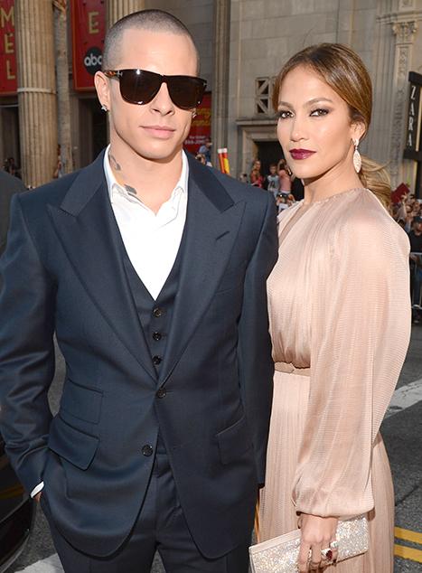Jennifer Lopez Slams Rumors She's Engaged to Casper Smart