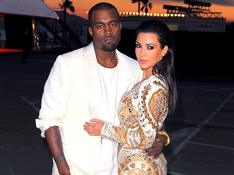 Kim Kardashian Loves That Kanye West Is an Older Man