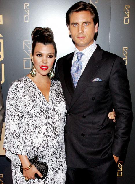 Kourtney Kardashian Gives Birth to Baby Girl Penelope Scotland Disick!