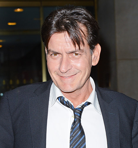 Charlie Sheen's Rep: He Did Not Trash His Hotel Room