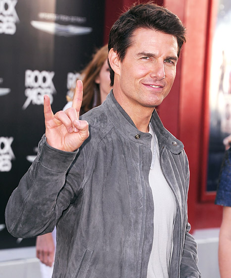 Tom Cruise Tops Forbes' List of Highest Paid Actors in Hollywood