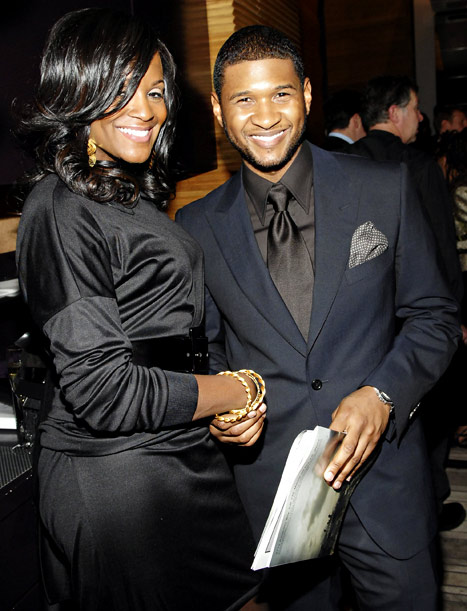 Usher Supports Ex-Wife Tameka Foster After His Stepson, 11, Is Declared Brain Dead