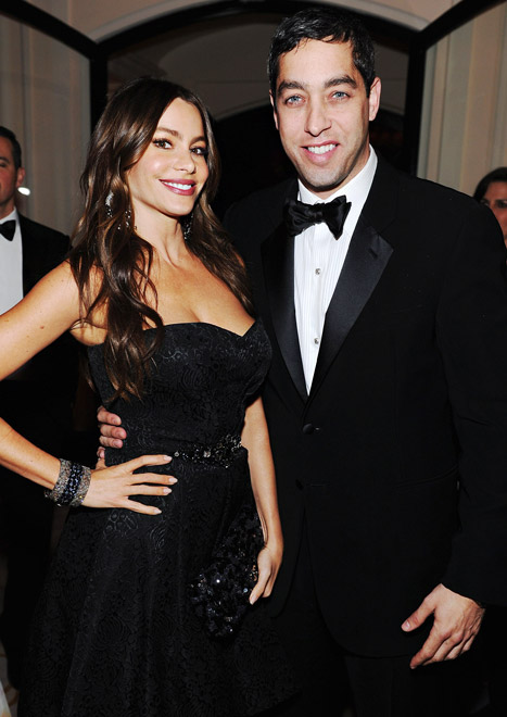 Sofia Vergara, Nick Loeb Engaged!