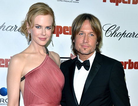 "Keith Urban: Nicole Kidman's ""Loaded Silence Shuts Me Up"""