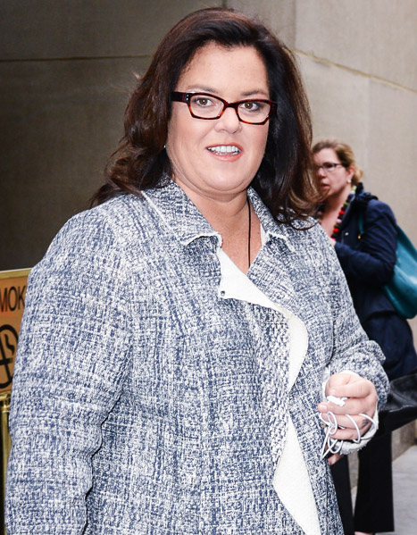 Rosie O'Donnell Buys $8 Million New York Duplex in Greenwich Village