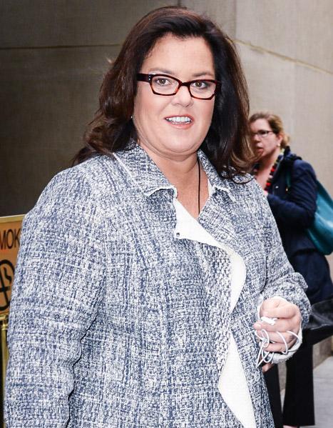 Rosie O'Donnell Buys $8 Million New York Duplex in Greenwich Village