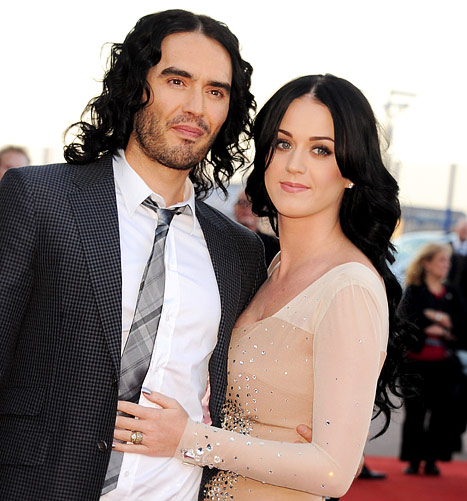 "Russell Brand: ""I Was Really Into the Idea of Marriage and Having Children"" With Katy Perry"