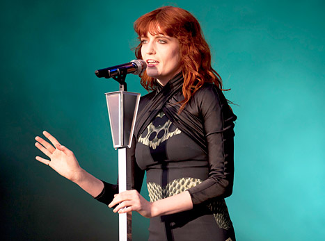 """Florence Welch: Losing My Voice Was """"The Most Frightening Thing"""""""