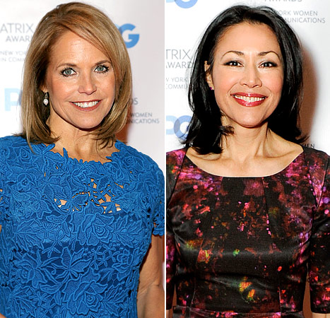 "Katie Couric: I'm Confident Ann Curry Will ""Do Great Things"" Post-TODAY Show"