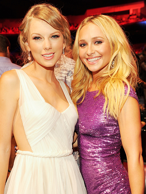 Hayden Panettiere: My Nashville Character Isn't Based on Taylor Swift