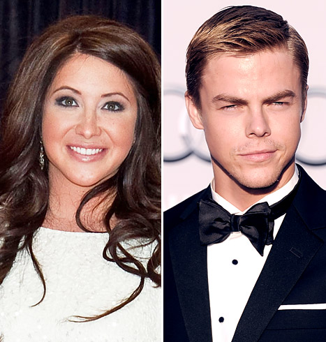 "Derek Hough On Bristol Palin's Dancing With the Stars All-Star Stint: ""Good for Her!"""