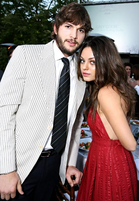 Ashton Kutcher, Mila Kunis Take Secret Trip to Bali!