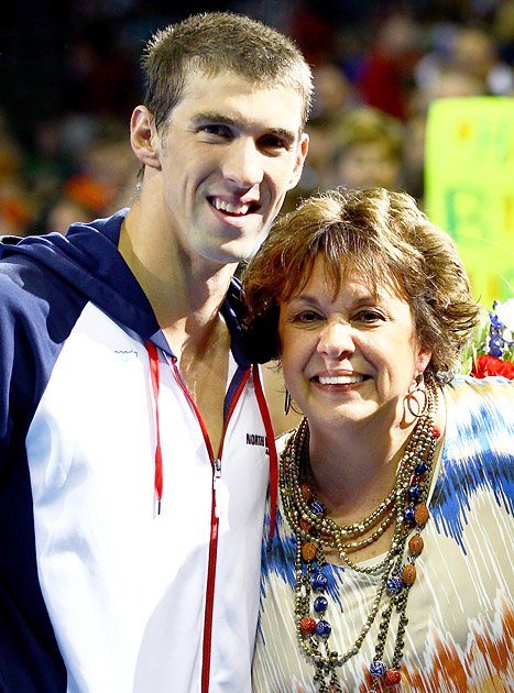 "Michael Phelps Will Just ""Enjoy Himself"" for Next Few Years, Says Mom Debbie Phelps"