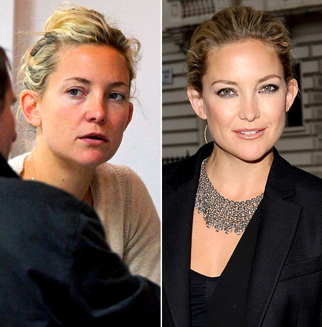 See Kate Hudson Without Makeup!
