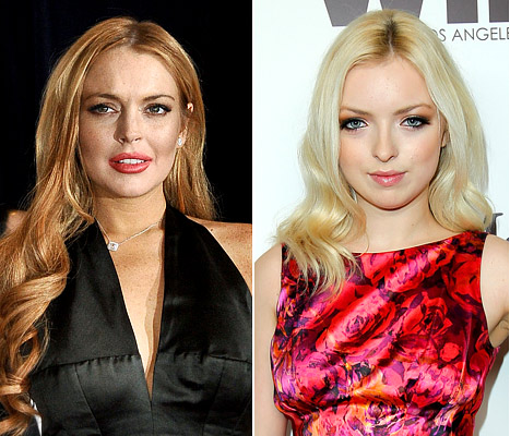 Lindsay Lohan Causes Trouble at Francesca Eastwood's Birthday Bash