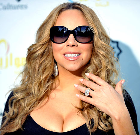 Mariah Carey Is Launching a Nail Polish Line with OPI!