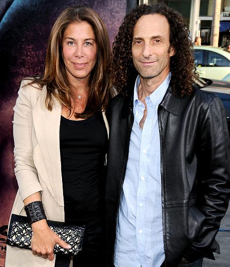 Kenny G Files for Divorce from Wife Lyndie Benson-Gorelick