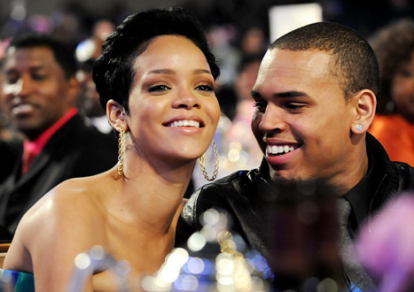"Rihanna on Chris Brown: ""He Was the Love of My Life"""