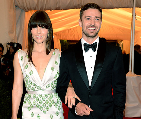 Justin Timberlake, Jessica Biel Did NOT Get Married Over the Weekend