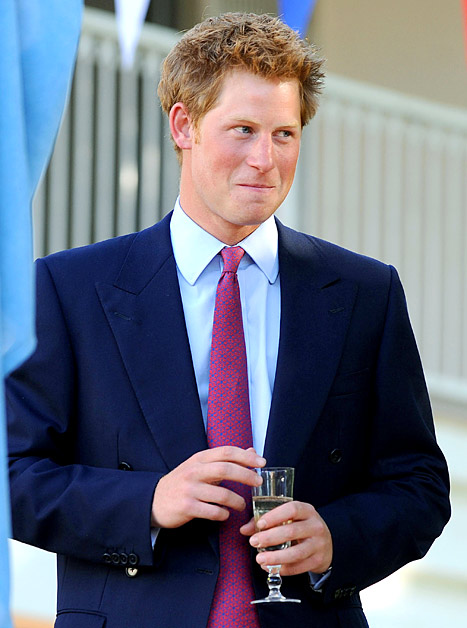 Prince Harry Naked Photos Emerge After He Parties in Las Vegas