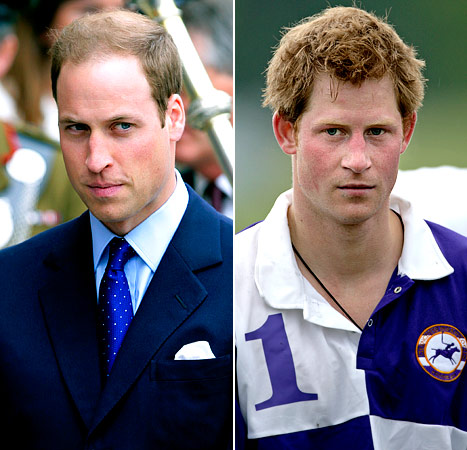 "Prince Harry Nude Photos: Prince William Is ""Not Impressed"""