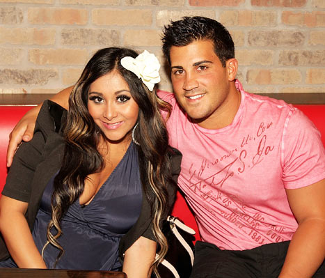 "Snooki Is ""So In Love"" With Son Lorenzo Dominic"