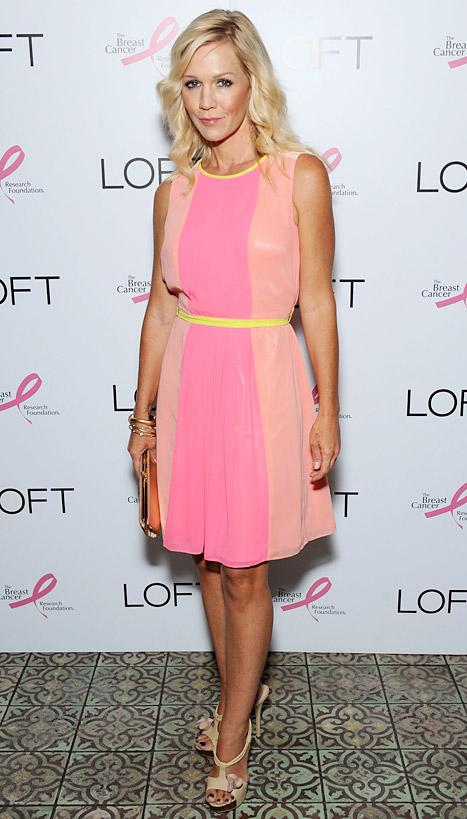 "Jennie Garth's Skinny Figure After Split: ""She's Happier Than Ever"""