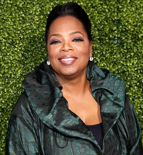 Oprah Winfrey Tops Forbes' 2012 List of Highest-Paid Celebrities