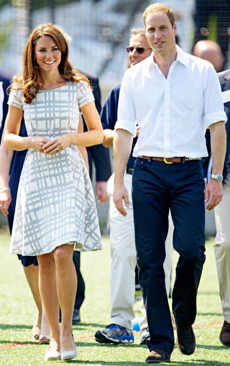 Prince William, Kate Middleton's Asia Pacific Diamond Jubilee Tour Itinerary Revealed!
